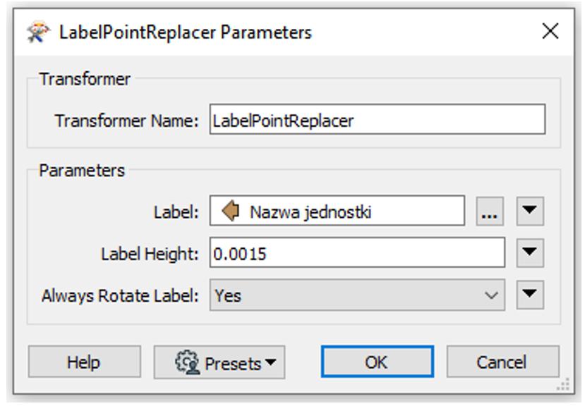 LabelPointReplacer