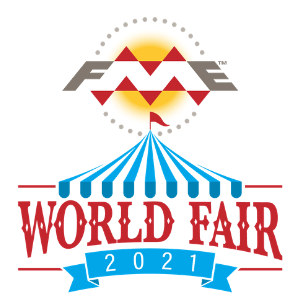 FME World Fair logo