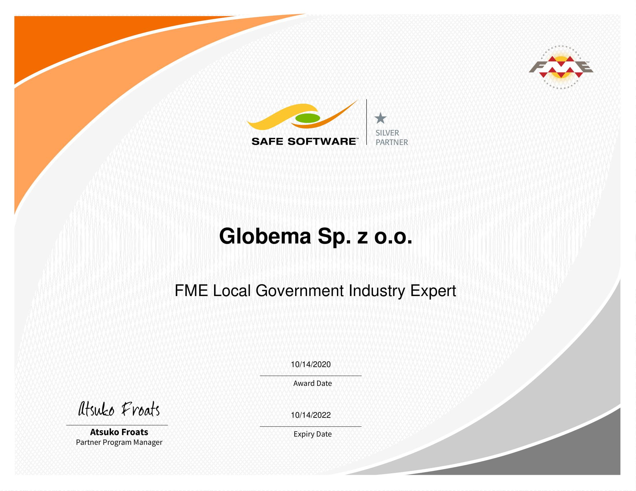 Globema - Local Government